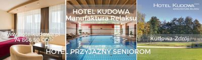 Hotel Kudowa Przyjazny Seniorom